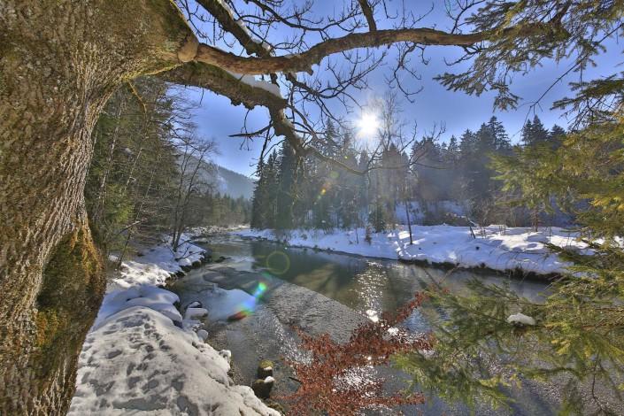 Tegernseer Tal Winter