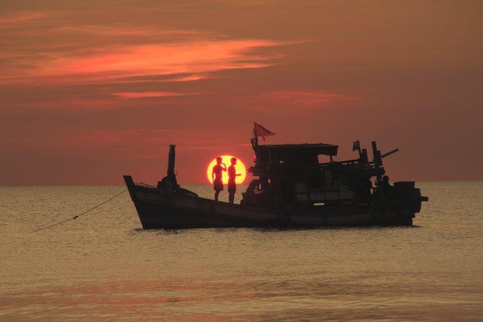 Vietnam Landschaft