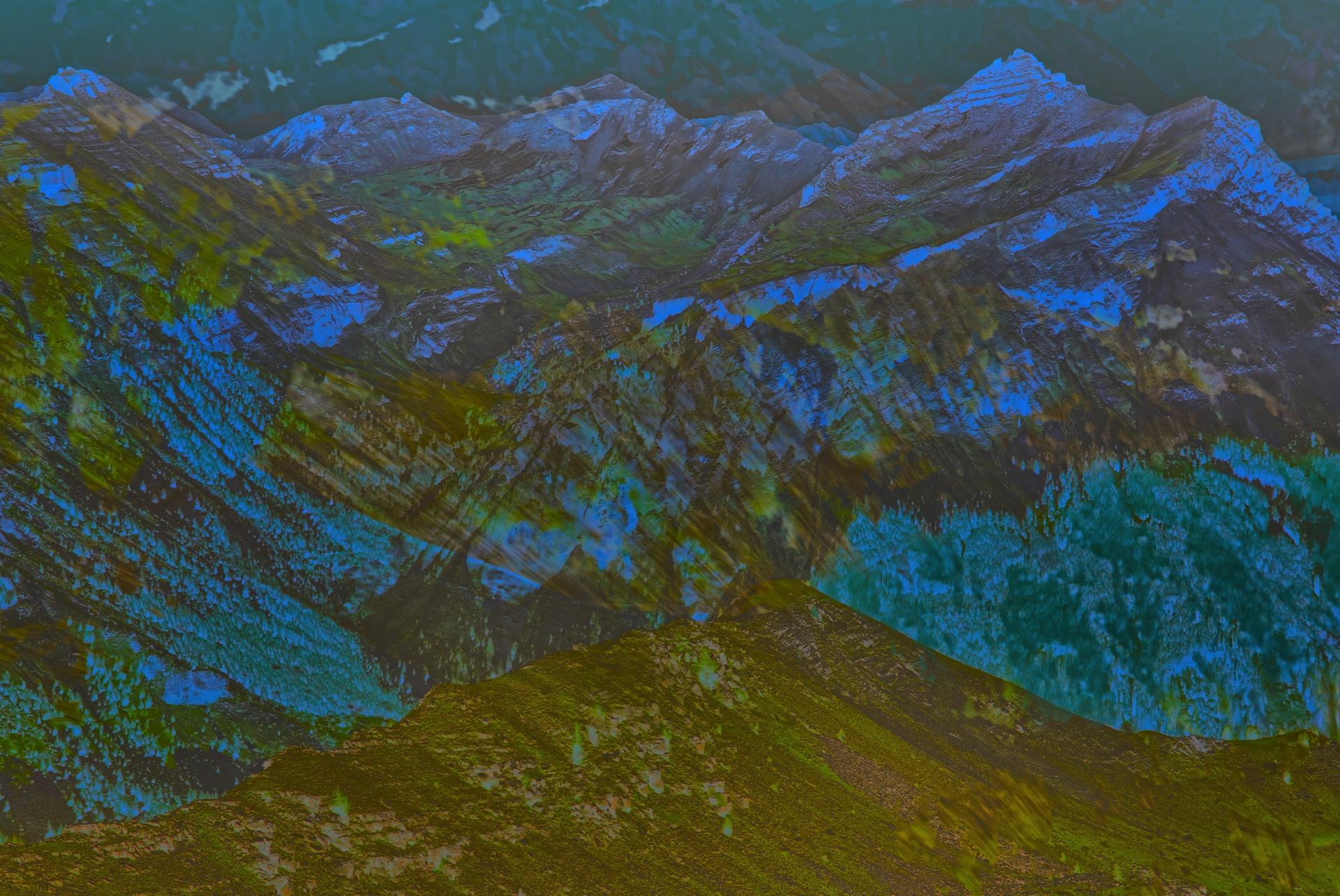 Lac d'Allos Berge 2020